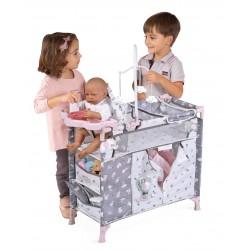 Armoire Table à Langer de Poupées Pliable Sky De Cuevas Toys 53035 | De Cuevas Toys