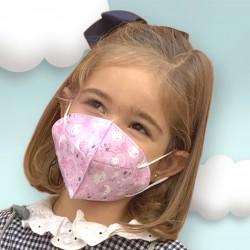 Masque hygiénique réutilisable Enfants Magic María De Cuevas Toys 105.10001