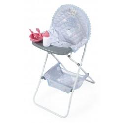 Chaise Haute Pliante de Poupée Martín De Cuevas Toys 53229