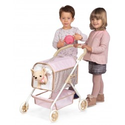 Chariot d'Animaux de Compagnie Mi Primer Coche Didí DeCuevas Toys 86143 | DeCuevas Toys