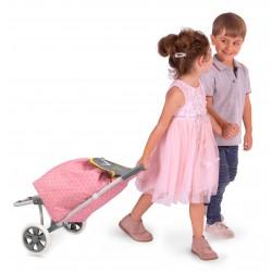 Chariot de Course Pour Enfants Pliant Surt. DeCuevas Toys 52089 | DeCuevas Toys